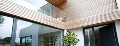 Westclad Wood Cladding
