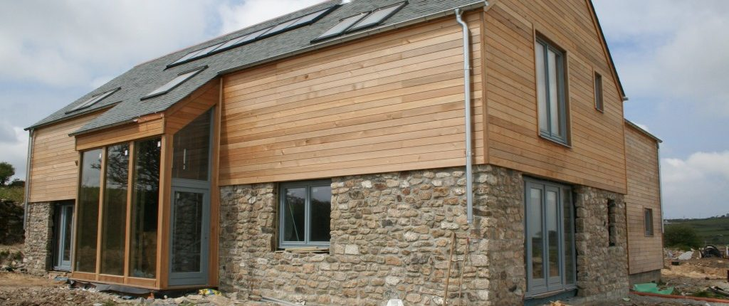 Westclad Wood Cladding Project