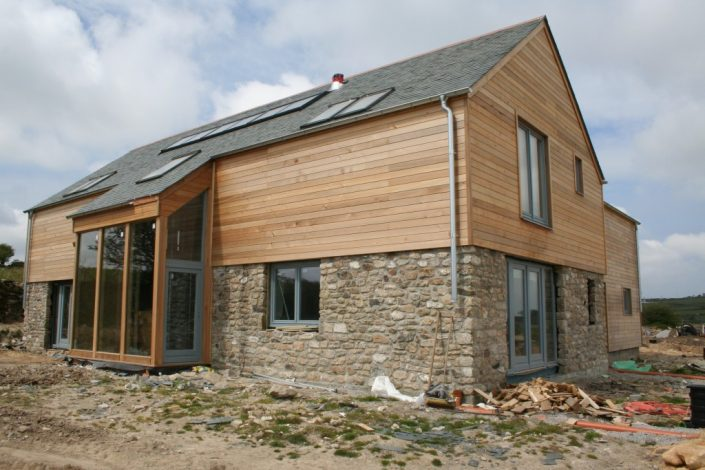 Westclad Wood Cladding Project